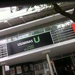 Photo taken at Usiminas Belas Artes by Pablo P. on 10/23/2012