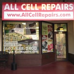 Photo taken at All Cell Repairs - Cell Phone Repair, iPhone Repair, Orlando, FL by Eric H. on 2/25/2015