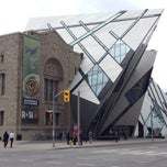 Photo taken at Royal Ontario Museum - ROM Governors by Irina S. on 10/26/2014