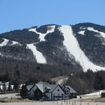 Photo taken at Killington Ski Resort by Yin J. on 4/21/2013
