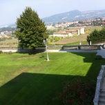 Photo taken at Villa La Bollina by Valeria B. on 9/21/2013