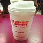 Photo taken at Dunkin Donuts by Abdon C. on 10/16/2012