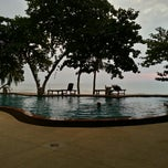Photo taken at Siam Beach Resort Koh Chang by Aleksandr S. on 1/8/2013