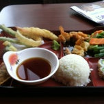 Photo taken at Aloha Sushi by Brandon B. on 3/1/2013