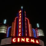 Photo taken at Marcus Majestic Cinema by LAXgirl on 12/1/2012
