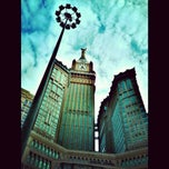 Photo taken at Zam Zam Tower Jam Besar by Anis Z. on 4/23/2013