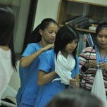 Photo taken at IELTS Home Review Center by Mica A. on 10/31/2012