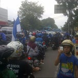Photo taken at Stadion Persib by Delly S. on 11/9/2014