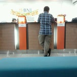 Photo taken at Bank BNI perumnas klender by Arina P. on 12/18/2012