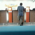Photo taken at Bank BNI perumnas klender by Arina P. on 12/18/2012