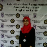 Photo taken at Fakultas Farmasi Universitas Pancasila by Fadhilah F. on 4/27/2013