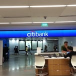 Photo taken at Citibank by Ricky S. on 11/10/2012