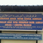 Photo taken at Persatuan Anak Yatim Darul Aminan, NS by amir a. on 10/15/2012