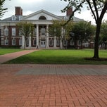 Photo taken at University of Delaware by Jessica F. on 9/28/2012