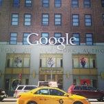 Photo taken at Google New York by Kristofer L. on 3/5/2013