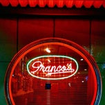 Photo taken at Franco's Lounge Restaurant & Music Club by Paige K. on 11/9/2014