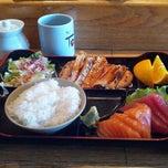 Photo taken at Sushi Tomi by Dajan Z. on 1/26/2013