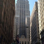 Photo taken at Chicago Board of Trade by Rob W. on 7/14/2012