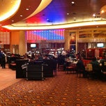 Photo taken at Hard Rock Satisfaction Buffet by R.J. D. on 3/10/2013
