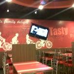 Photo taken at KFC by Jefry F. on 10/17/2012