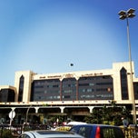 Photo taken at Jinnah International Airport (KHI) جناح بین الاقوامی ہوائی اڈہ by Georgios T. on 10/12/2012