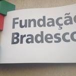 Photo taken at Fundação Bradesco by Rafael M. on 10/4/2012