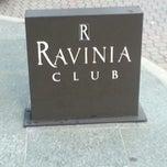 Photo taken at Ravinia Club & Spa by Bob M. on 4/26/2013