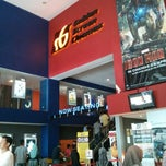 Photo taken at Golden Screen Cinemas (GSC) by Khalil y. on 4/28/2013