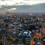 Photo taken at Heron Tower by Jonathan C. on 12/15/2012