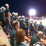 Photo taken at Bronco Football Stadium by Mary D. on 9/29/2012