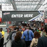 Photo taken at New York Comic Con by Barry N. on 10/10/2013