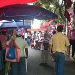 Photo taken at Tianguis Escuadrón 201 by Asrael T. on 10/20/2012