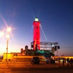 Photo taken at Faro Monumental by Juanma T. on 1/1/2013