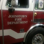 Photo taken at Johnstown Fire Dept Truck 2 by Christen C. on 3/15/2013