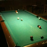 Photo taken at Bradley's Billiards by Eric S. on 10/15/2012