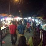 Photo taken at Pasar Malam Bandar Baru Bangi by Hanif H. on 12/18/2012