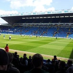 Photo taken at Elland Road Stadium by aide b. on 4/13/2013