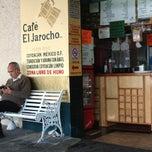 Photo taken at Café El Jarocho by Lalo V. on 3/25/2013