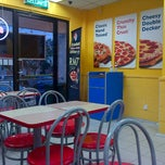 Photo taken at Domino's Pizza by Dilla S. on 2/23/2013