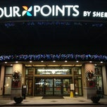 Photo taken at Four Points by Sheraton Vancouver Airport by Ray H. on 12/11/2012