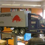 Photo taken at Truck Center Katzinger by Günter H. on 10/3/2013