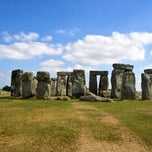 Photo taken at Stonehenge by Alice M. on 7/20/2013