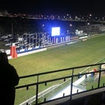 Photo taken at Greyville Racecourse by Bishan J. on 6/14/2013