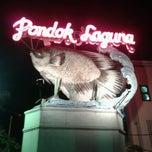 Photo taken at Pondok Laguna Resto by Gilang P. on 10/18/2012