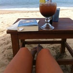 Photo taken at El Dorado on the Beach by Rocio A. on 7/21/2013