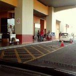 Photo taken at Sultan Ismail Petra Airport (KBR) by Liey A. on 10/17/2012