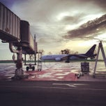 Photo taken at Phuket International Airport (HKT) ท่าอากาศยานภูเก็ต by Jetniphit B. on 6/17/2013