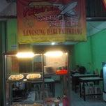 Photo taken at Pempek Palembang KAPAL TERBANG® by U-d1th'S on 1/12/2013