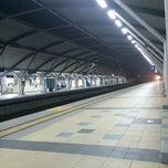 Photo taken at KTM Komuter Kuala Kubu Bharu (KA14) Station by Zharif Fikri on 10/11/2014