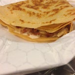 Photo taken at It's Just Crepes by Chrissy D. on 12/23/2013